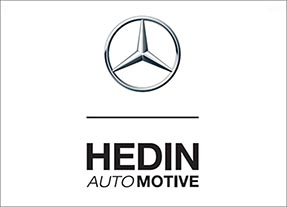 Un client final Voltron® satisfait:Hedin Automotive Mercedes