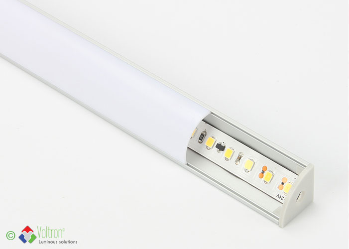 Led aluminium profielen/PF-45-MI-V2 by Voltron Lighting Group