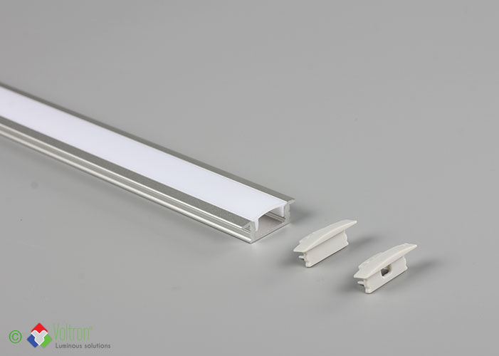 Led aluminium profielen/PF-7-BOORD-MI by Voltron Lighting Group