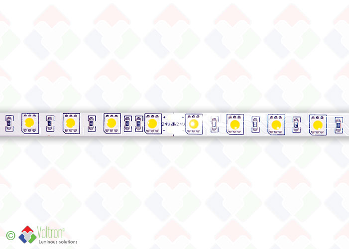 Led strip 60 led per meter SMD5050 - PREMIUM VERSION/PV-5050-60-WW-20-24V by Voltron Lighting Group