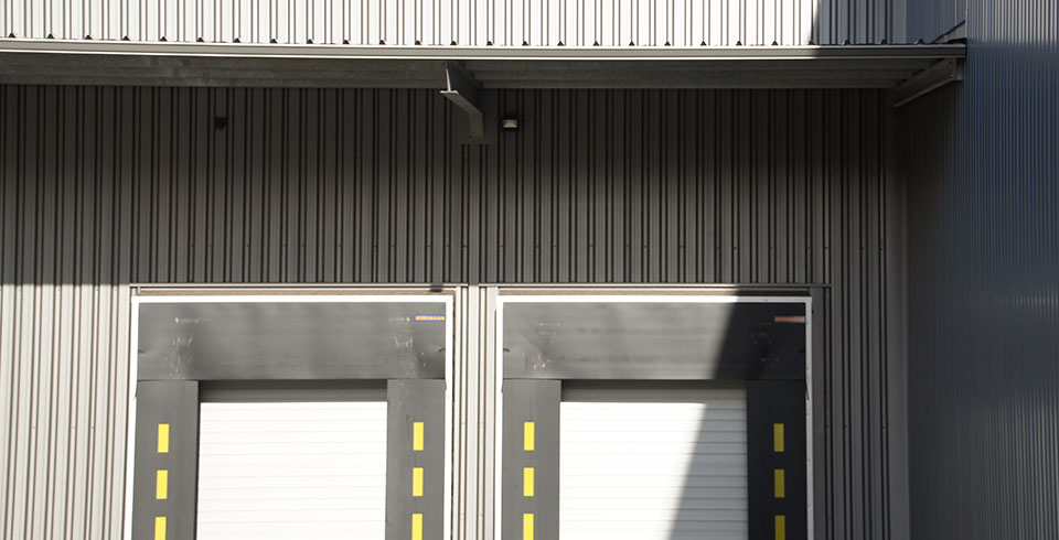 5000 square meters warehouse with LED - ©Voltron®