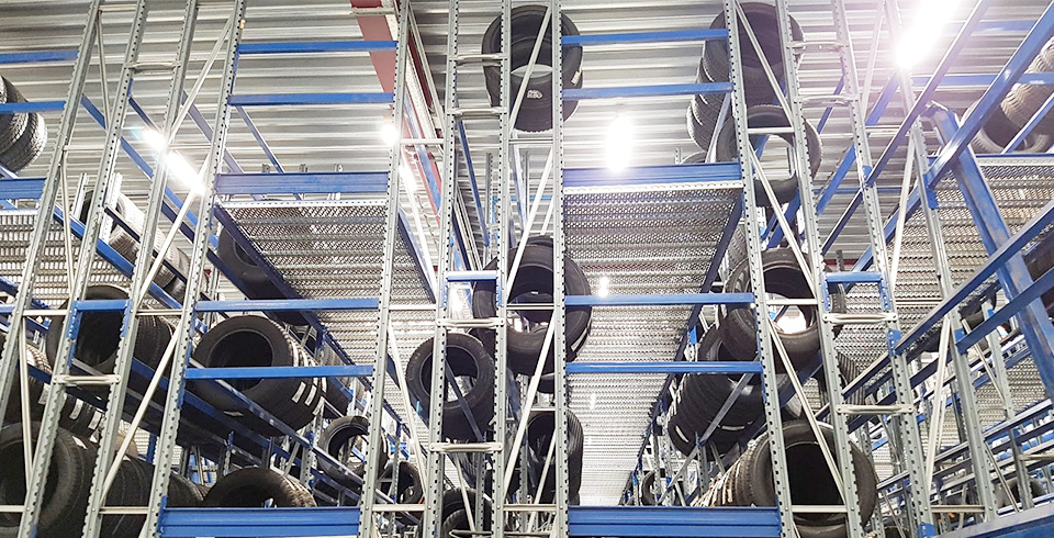 Tyro tires save up to 66 percent on their electricity bill and harvest more light! - ©Voltron®